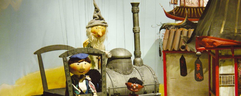 Der Zauberer aus der Augsburger Puppenkiste