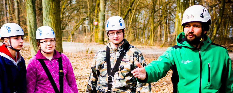 Klassenfahrt nach Bad Kissingen mit Outdoor Programm