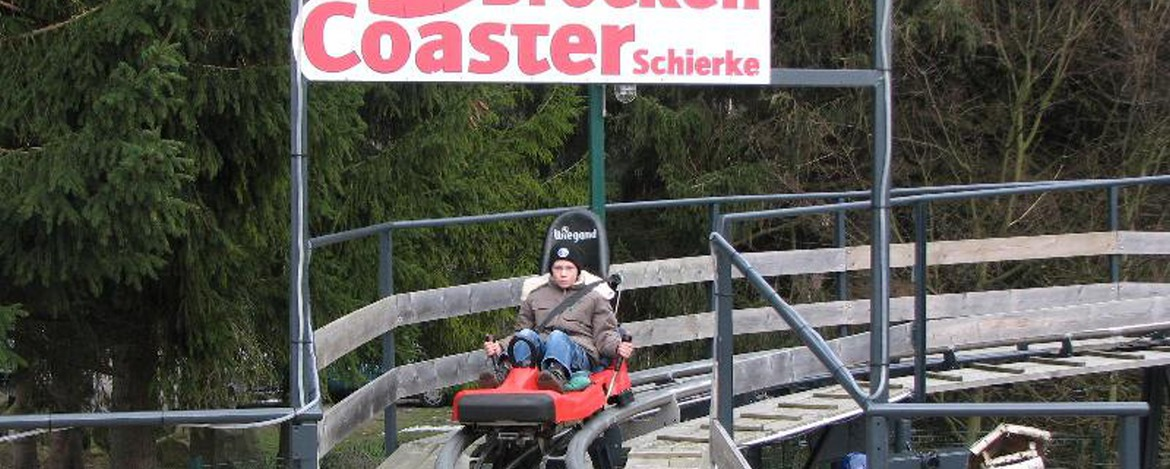 """Brocken Coaster"" in Schierke"