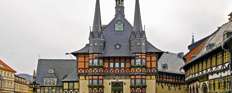 Wernigeröder Marktplatz