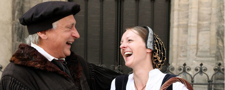 Martin Luther und Katharina von Bora