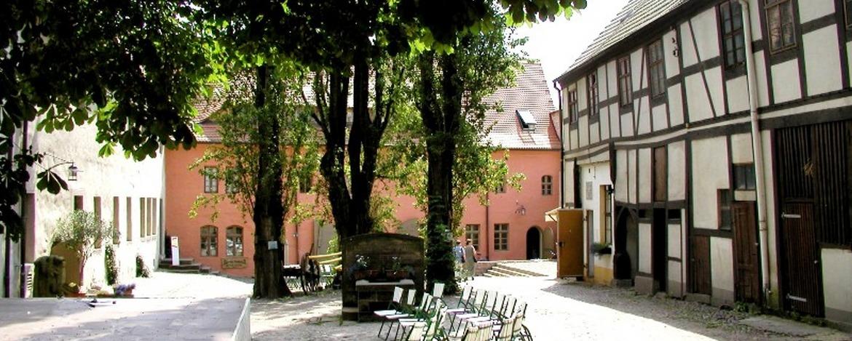 Cranach Hof mit Malschule