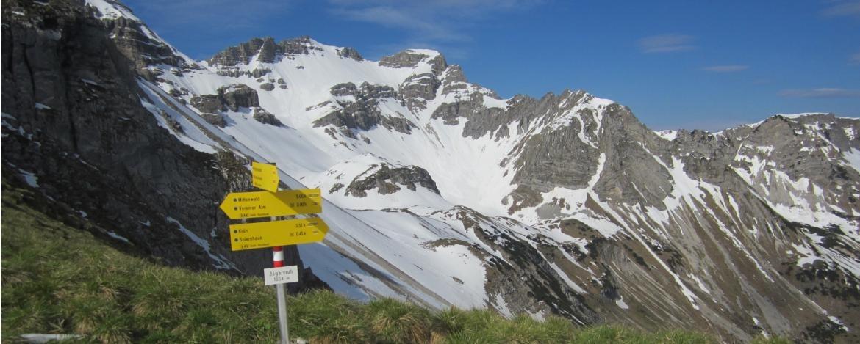 Familienwanderung mit Hüttenübernachtung im Karwendelgebirge