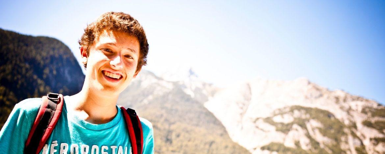Geführte Wanderungen für Familien in der Jugendherberge Mittenwald