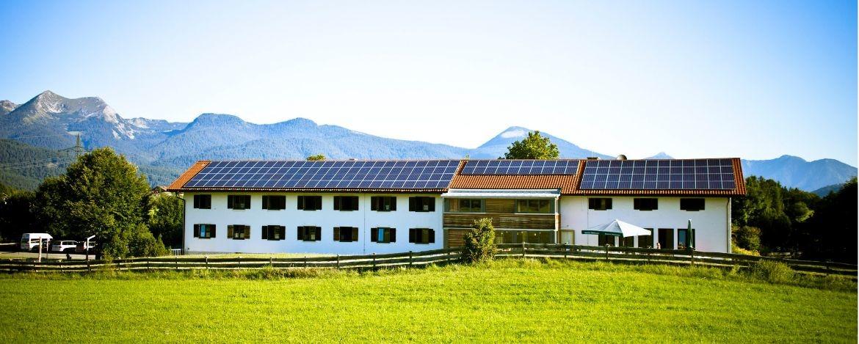 Klassenfahrt in die Berge, Oberbayern