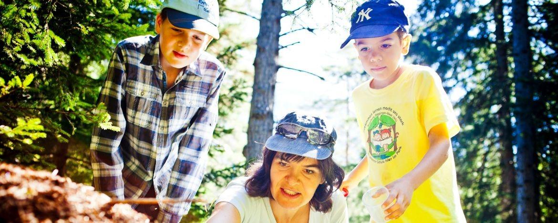 Gruppenreise in die Jugendherberge Mittenwald im Sommer