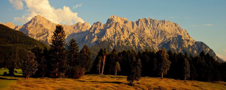 Klassenfahrt im Herbst nach Oberbayern