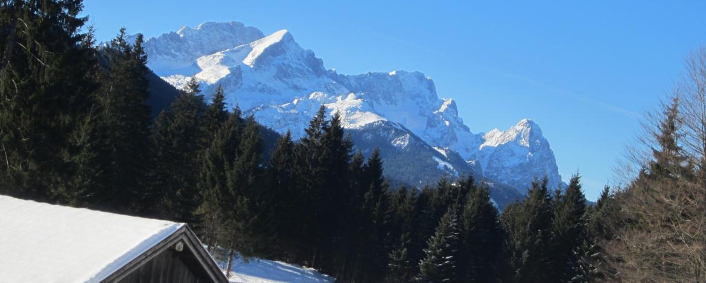 Klassenfahrt im Winter in die Berge