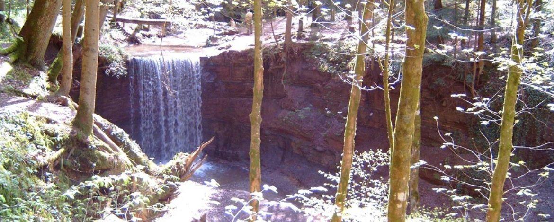 Hörschbach-Wasserfälle