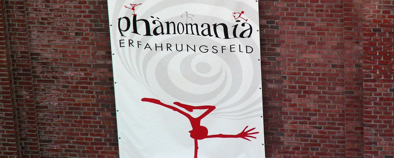 Phänomena-Ausstellung