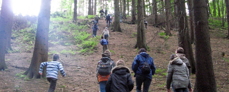 Schooltrips to Lindlar