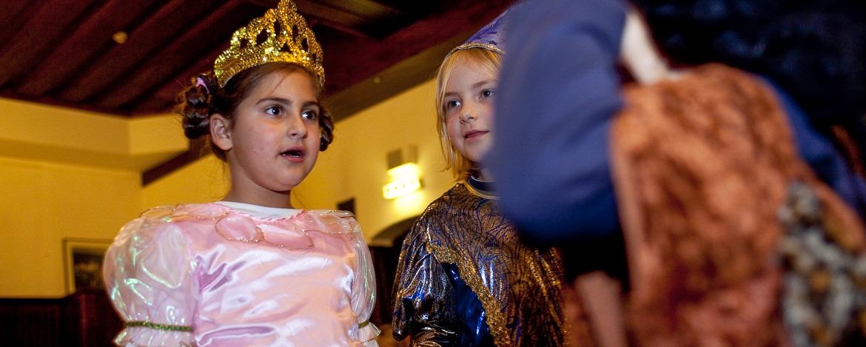 Prinzessin und Burgfräulein