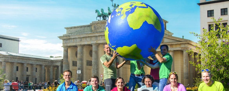 Gruppenerlebnisse in Berlin