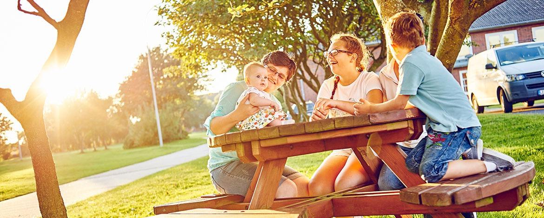 """Familienurlaub Borkum """"Am Wattenmeer"""""""