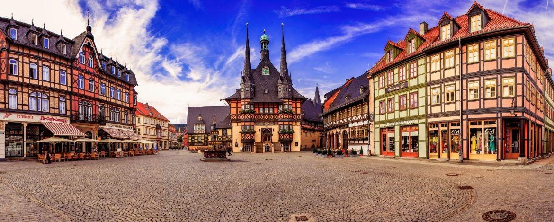 historischer Marktplatz Wernigerode