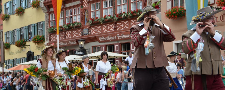 Festival  Jugendherberge Dinkelsbühl