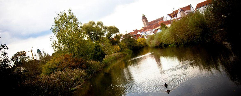 Urlaub in Donauwörth