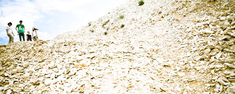 Steinbruch bei Eichstätt