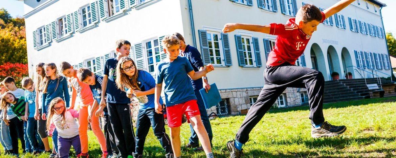 Action und Spaß auf Klassenfahrt