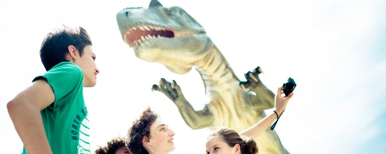 Dinosaurier in Eichstätt