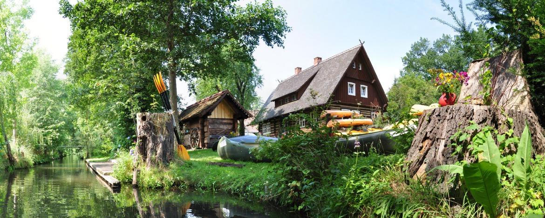 Familienurlaub Burg (Spreewald) mit Zeltplatz