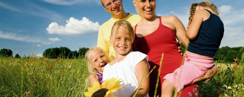 Familienurlaub Liepnitzsee