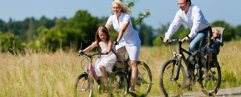 Familienurlaub Lübben mit Zeltplatz