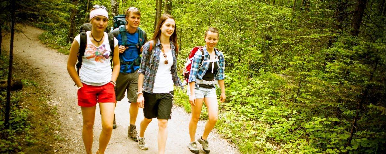 Familienurlaub mit Wandern in Füssen