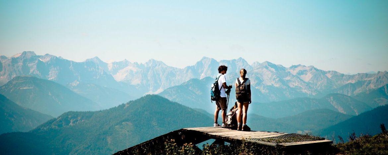 Familien-Aktivurlaub mit Wandern im Hostel Füssen