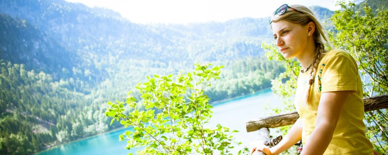 Urlaub mit Kindern in der Region Füssen