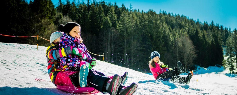 Winterurlaub an Silvester mit der Kindern in der Jugendherberge