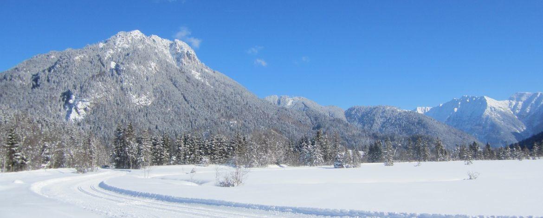 Winterurlaub mit Schnee in den Silvesterferien zum Jahreswechsel