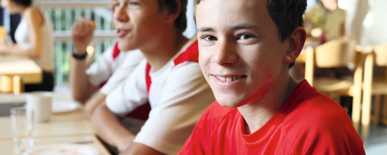 Teamtraining für Schulklassen