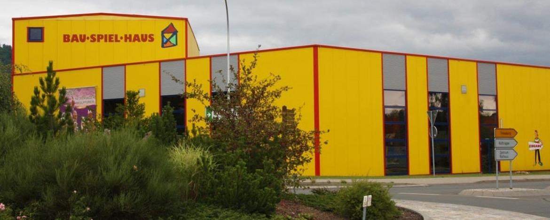 Das Spielhaus Thale - größter Indoor-Spielplatz im Harz