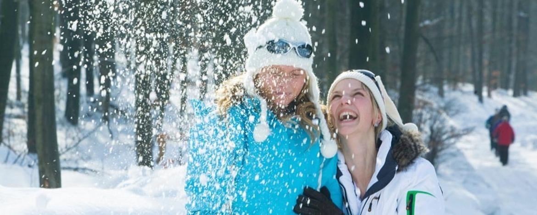 Winterspaß im Sagenharz