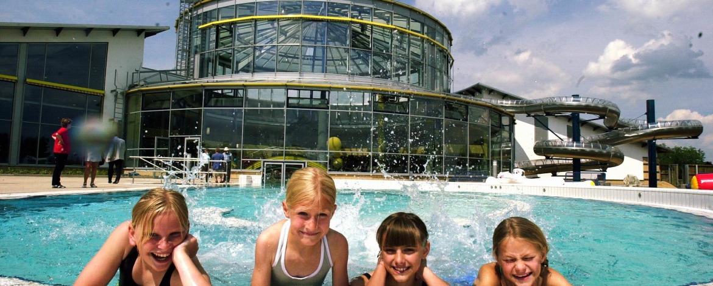 Spaßbad Bulabana in Naumburg