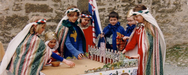 Kinderkemenate auf Schloss Neuenburg