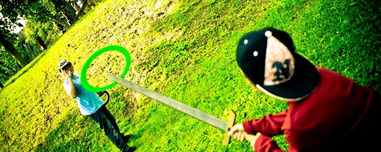 Einmal Ritter sein - in der Jugendherberge Dinkelsbühl