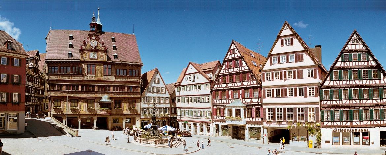 Tübingen - Marktplatz
