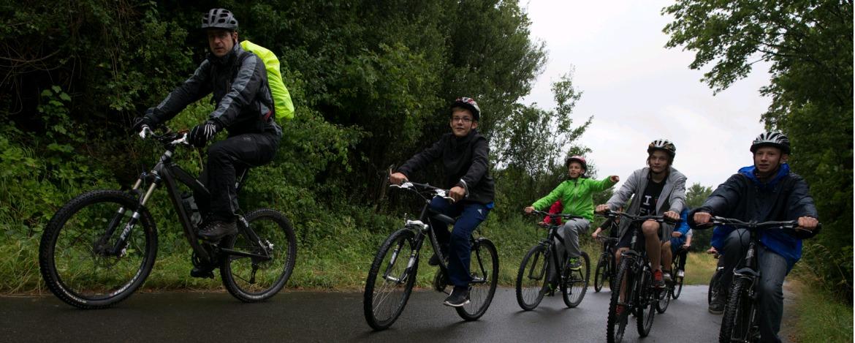 Radfahren im Taubertal