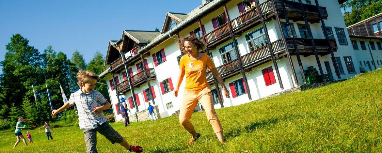 Familienurlaub Oberstdorf-Kornau