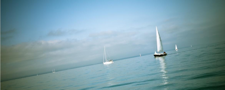 Urlaub mit der Familie am See