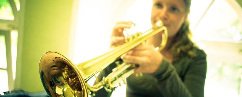 Musikfreizeit in einer Jugendherberge in Bayern