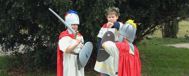 Römerspiele