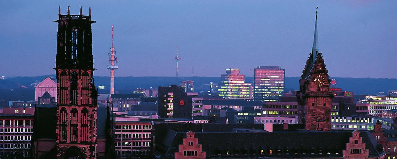 Duisburger Innenstadt