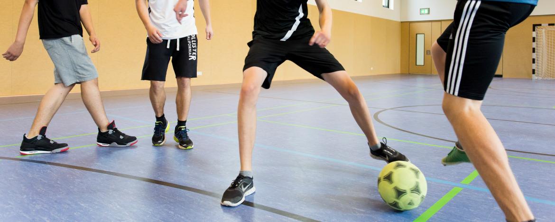 Indoor-Fußball