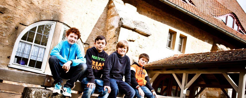 Preiswerter Urlaub für Familien mit Kindern in Rothenburg