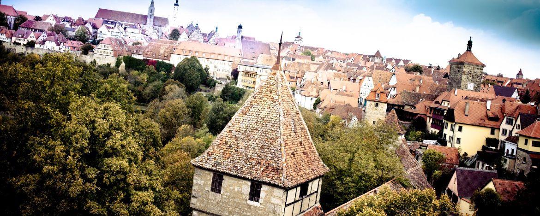 Stadtrallye durch die Stadt Rothenburg ob der Tauber