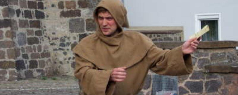 Stadtführung in Breisach mit dem Mönch