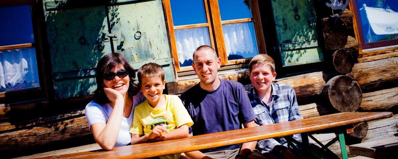 Familienurlaub Mittenwald